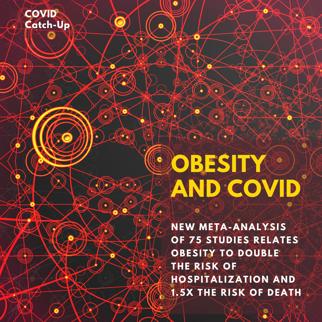 10/25 News Flash 5: How obesity could create problems for a COVID vaccine